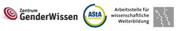 logos der oben genannten Initiativen, die die Vorlesungsreihe sponsorn